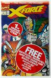 X-FORCE:  1st ISSUE COLLECTOR'S ITEM (Sealed) - Marvel Comics