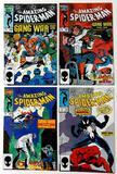 THE AMAZING SPIDER-MAN:  Gang War Parts One thru Four - Set of 4 - Marvel Comics