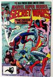 MARVEL SUPER HEROES SECRET WARS:  Tempest Without, Crisis Within! - Marvel Comics