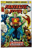 FANTASTIC FOUR:  The Crusader Syndrome! - Marvel Comics