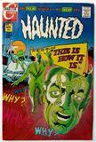 HAUNTED:  The Garden of 1,000 Delights - Charlton Comics