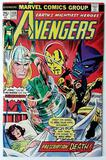THE AVENGERS:  Prescription--Violence! - Marvel Comics