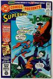 SUPERMAN AND THE JOKER:  The Terrrible Tinseltown Treasure-Trap Treachery - DC Comics