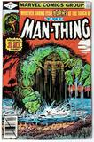 THE MAN-THING:  Regeneration--and Rebirth (First Issue) - Marvel Comics