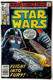 STAR WARS:  Flight Into Fury! - Marvel Comics