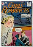 GIRLS' ROMANCE:  Flowers For Farewell - National Romance Group