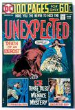 THE UNEXPECTED:  Death of an Exorcist  (100 Pages) - DC Comics