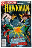 HAWKMAN:  Adventures On Other Worlds - DC Comics