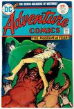 ADVENTURE COMICS:  The Spectre Haunts the Museum of Fear - DC Comics
