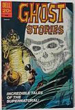 GHOST STORIES:  Forget-Me-Not - Dell Comics