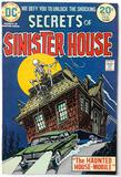 SECRETS OF SINISTER HOUSE:  Hound You to Your Grave - DC Comics