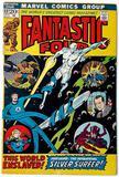 FANTASTIC FOUR:  This World Enslaved! - Marvel Comics