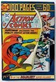 ACTION COMICS:  At Last!  Clark Kent--Super Hero! - 100 Pages - DC Comics