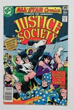 JUSTICE SOCIETY: