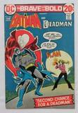 BATMAN and DEADMAN: