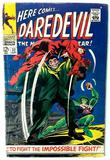 DAREDEVIL:  ...To Fight the Impossible Fight! - Marvel Comics