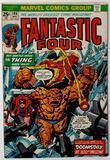 FANTASTIC FOUR:  Doomsday--200 Degrees Below! - Marvel Comics