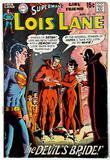 Superman's Girl Friend LOIS LANE:  The Devil's Bride! - DC Comics