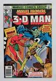 3-D MAN:  The Devil's Music