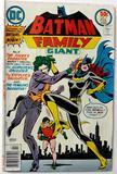 BATMAN FAMILY GIANT:  Startling Secret of the Devilish Daughters! - DC Comics