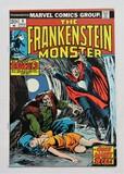THE FRANKENSTEIN MONSTER:  The Vampire Killers!