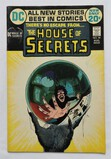 THE HOUSE OF SECRETS: