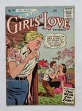 GIRLS' LOVE STORIES:  4 Stories - Signal Comics
