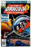 THE TOMB OF DRACULA:  Showdown in Greenwich Village! - Marvel Comics