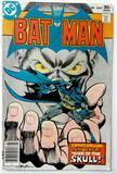 BATMAN:  Sign of the Skull - DC Comics