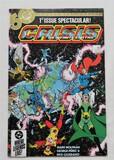 CRISIS ON INFINITE EARTHS:  12 Part Series - DC Comics