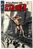 Prince Namor, THE SUB-MARINER:  For President--The Man Called Destiny! - Marvel Comics