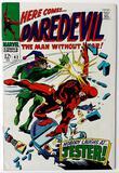 DAREDEVIL:  Nobody Laughs at The Jester! - Marvel Comics