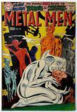 METAL MEN:  Terrors of the Forbidden Dimension! - DC Comics