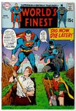 WORLD'S FINEST:  Superman and Batman/Dig Now, Die Later! - DC Comics