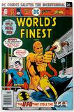 WORLD'S FINEST:  The UFO That Stole the U.S.A. - DC Comics