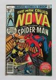 SPIDER-MAN MEETS NOVA: