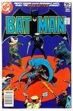 BATMAN:  The Mad Hatter Goes Straight! - DC Comics