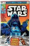 STAR WARS:  Dark Lord's Gambit - Marvel Comics