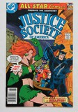 JUSTICE SOCIETY OF AMERICA: