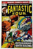 FANTASTIC FOUR:  Battleground--the Baxter Building! - Marvel Comics