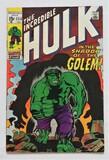 THE INCREDIBLE HULK: