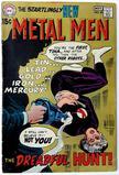 METAL MEN:  The Dreadful Hunt! - DC Comics