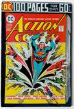 ACTION COMICS:  Superman and Green Arrow/Magic is Bustin' Out All Over! - DC Comics