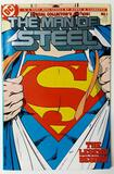 THE MAN OF STEEL:  From Out of the Green Dawn... (First Issue)