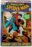 THE AMAZING SPIDER-MAN:  Squash! Goes the Spider! - Marvel Comics