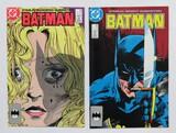 BATMAN:  Set Of 2 - DC Comics