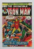 THE INVINCIBLE IRON MAN:
