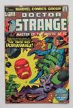 DOCTOR STRANGE: