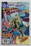 SUPERMAN and CLARK KENT: