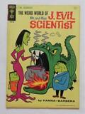 MR. & MRS. J. EVIL SCIENTIST: